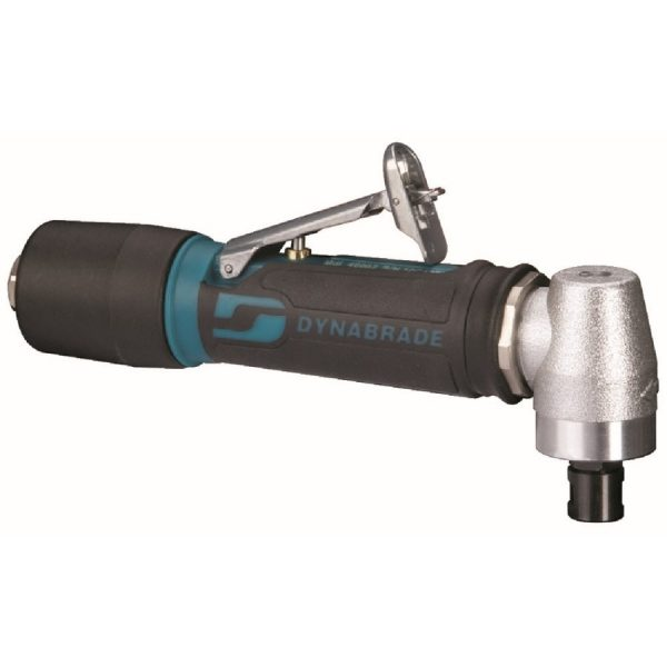 Dynabrade 46002 .4 hp Right Angle Die Grinder , Non-Vacuum