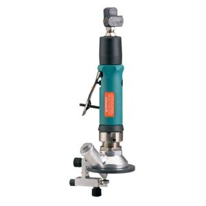 "Dynabrade 51332 .7 hp Router, 3-1/2"" Base , Central Vacuum"