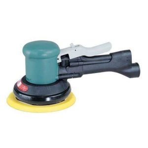 "Dynabrade 58419 6"" (152 mm) Dia. Two-Hand Dynorbital Random Orbital Sander , Self-Generated Vacuum"