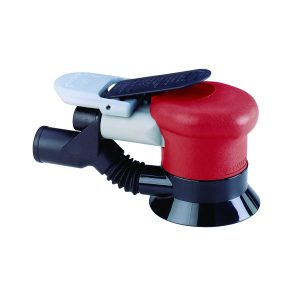 "Dynabrade 21068 3"" (76mm) Dia. HiVac Dynorbital-Spirit Random Orbital Sander, Self-Generated Vacuum"