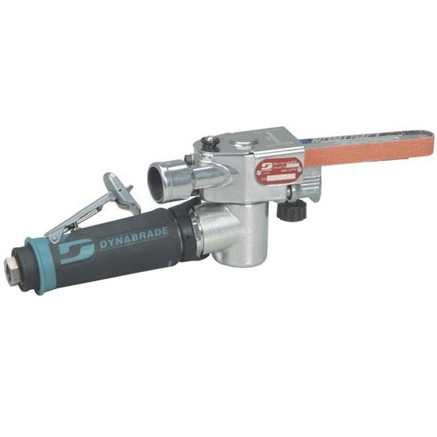 Dynabrade 15002 Dynabrade 15002 Mini-Dynafile II, .4 HP, 25,000 RPM, Rear-Exhaust, Central Vacuum