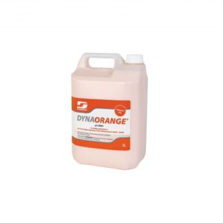 Dynabrade 22023 DynaOrange Polishing Compound, 5 Liter