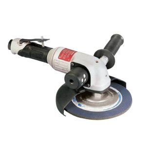 """Dynabrade 50350 7"""" (178 mm) Dia. Right Angle Depressed Center Wheel Grinder, Non-Vacuum"""