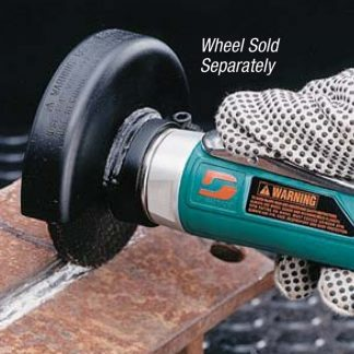 "Dynabrade 52374 4"" (102 mm) Dia. Straight-Line Type 1 Wheel Grinder, Non-Vacuum"