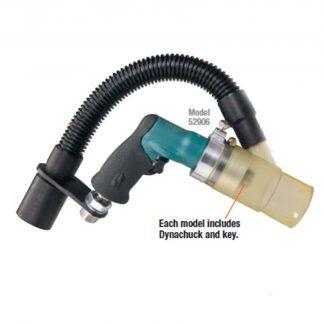 """Dynabrade 52905 1/4"""" Drill , Central Vacuum"""