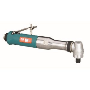 Dynabrade 54363 .7 hp Extended Right Angle Die Grinder, Non-Vacuum