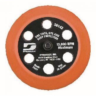 "Dynabrade 56142 3"" (76 mm) Dia. Vacuum Disc Pad, Hook-Face"