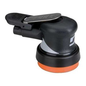 "Dynabrade 56803 3-1/2"" (89 mm) Dia. Dynorbital Supreme Random Orbital Sander, Self-Generated Vacuum"