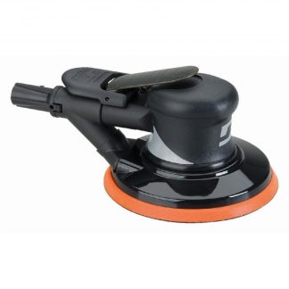 "Dynabrade 56862 6"" (152 mm) Dia. Dynorbital Supreme Random Orbital Sander, Self-Generated Vacuum"