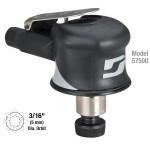 Dynabrade 57500 Palm-Style Mini-Dynorbital Random Orbital Sander, Non-Vacuum