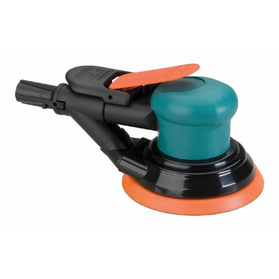 "Dynabrade 59008 5"" (127 mm) Dia. Dynorbital-Spirit Random Orbital Sander, Self-Generated Vacuum"