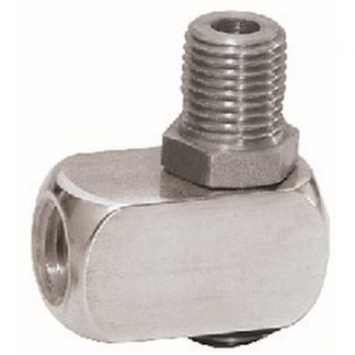 "Dynabrade 95590 1/4"" NPT Single Pivot Dynaswivel"