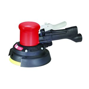 """Dynabrade 10761 6"""" (152mm) Dia. Two-Hand Gear-Driven Sander, Central Vacuum"""
