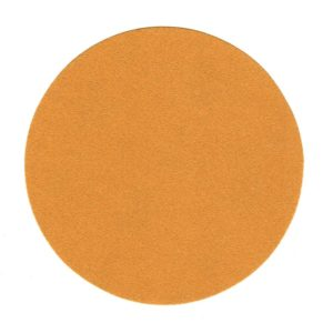 "Gold Turbo Sanding Discs 6"" (152mm) Dia, Velcro-Backed, No Hole, 100/Pack"