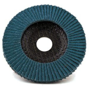 Turbo Zirconia Flap Discs, 10/Pack