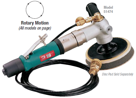 5-8 Inch Right Angle Wet Rotary Sander Image{1-1}